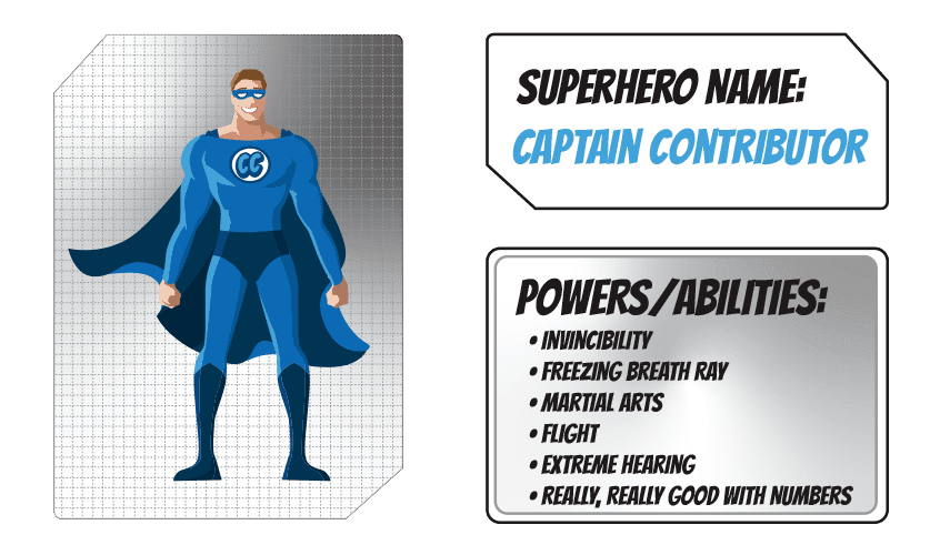 Captain Contributor Powers