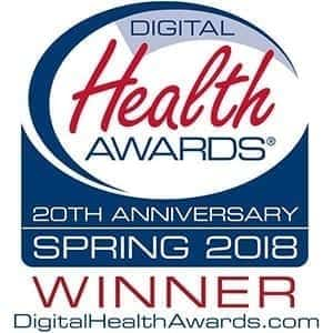 DataPath Wins 2018 Digital Health Gold Award
